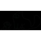 Наклейка «Кот Саймона v22»