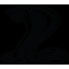 Наклейка «Змея Кобра»