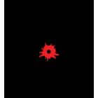 Наклейка «Выстрел»