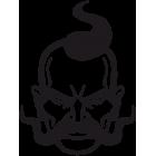 Наклейка «Козак v3»