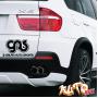 Наклейка «Galpin auto sports»
