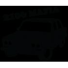 Наклейка «2106 Mafia»