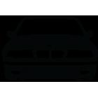 Наклейка «BMW e34»