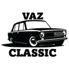 Наклейка «ВАЗ 2101 VAZ CLASSIC»