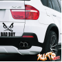 Наклейка «Bad Boy»