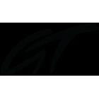 Наклейка «GT»