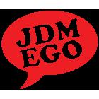 Наклейка «JDM Ego»