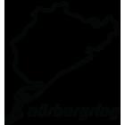 Наклейка «Nurburgring v2»