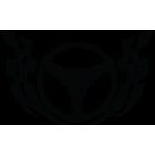 Наклейка «Race Wheel»