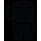 Наклейка «Domo-kun v2»
