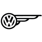 Наклейка «VW Volswagen Wing»