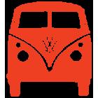 Наклейка «VW Transporter T1»