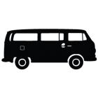 Наклейка «VW Transporter T2»