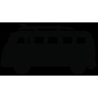 Наклейка «VW Bus v3»