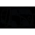 Наклейка «VW Bus v4»