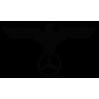 Наклейка «Mercedes Eagle»