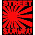 Наклейка «Street Samurai»