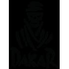 Наклейка «Dakar Skull»