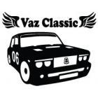 Наклейка «Vaz Classic»