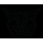 Наклейка «Offroad Skull v2»