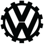 Наклейка «VW CW»