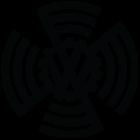 Наклейка «VW Spinner»