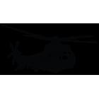 Наклейка «Airbus AS332 Super Puma»