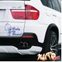 Наклейка «Ребенок в машине v24»
