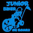 Наклейка «Baby Biker on Board»