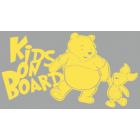 Наклейка «Kids on Board»