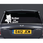 Наклейка «BatBaby on Board»
