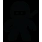 Наклейка «Ninja»