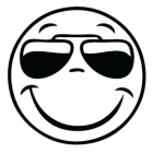 Наклейка «Smile SG v2»