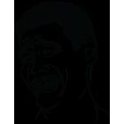 Наклейка «Trollface»