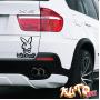 Наклейка «Wild Bunny»