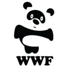 Наклейка «Винни-Пух WWF»