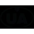 Наклейка «UA WOT»