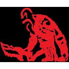 Наклейка «Kratos God of War v2»