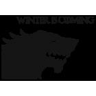 Наклейка «Winter is Coming»