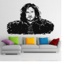 Наклейка «Jon Snow v3»