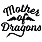 Наклейка «Mother of Dragons v2»