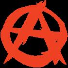 Наклейка «Анархия»