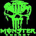 Наклейка «Monster Energy v2»