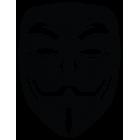 Наклейка «Guy Fawkes v3»