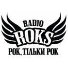 Наклейка «Радио ROKS v2»