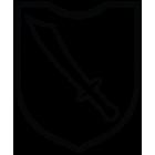 Наклейка «Handschar»