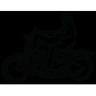 Наклейка «Biker Classic»