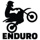 Наклейка «Enduro»