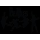 Наклейка «The Beatles»