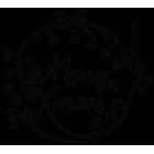 Наклейка «Merry Xmas»